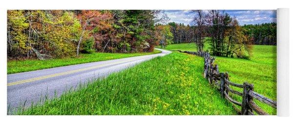 Parkway Spring Yoga Mat
