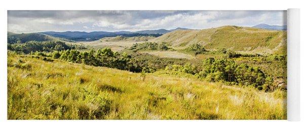 Parting Creek Regional Reserve Tasmania Yoga Mat