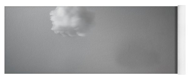 Partly Cloudy Yoga Mat