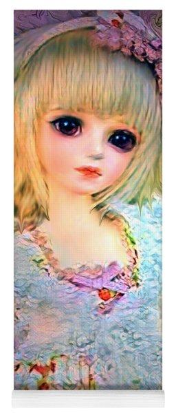 Pastel Baby Doll Yoga Mat