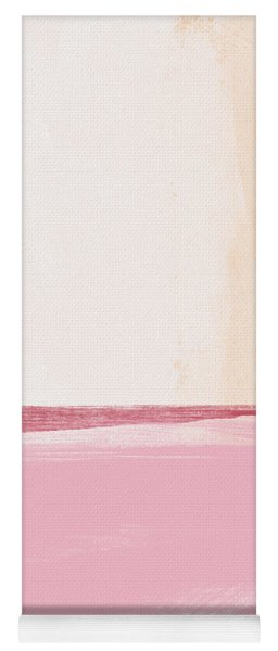 Pastel Landscape Yoga Mat