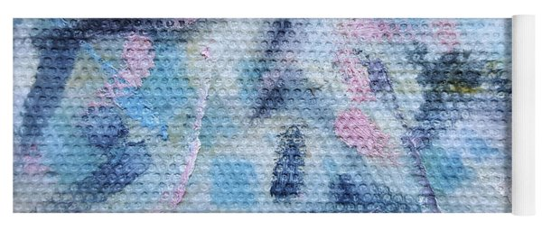 Pastel Promontory Yoga Mat