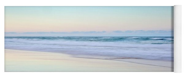 Pastel Reflections Yoga Mat