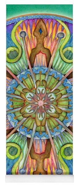 Patience Mandala Yoga Mat