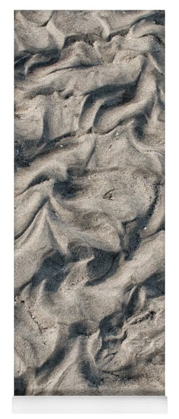 Patterns In Sand 4 Yoga Mat