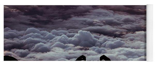 Yoga Mat featuring the photograph Peace - Digital Art by Ericamaxine Price