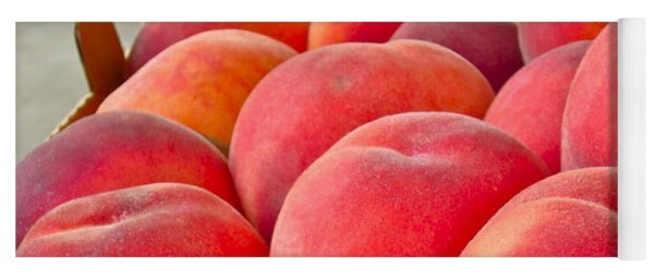 Peaches For Sale Yoga Mat