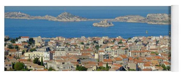 Peak View Marseille Yoga Mat