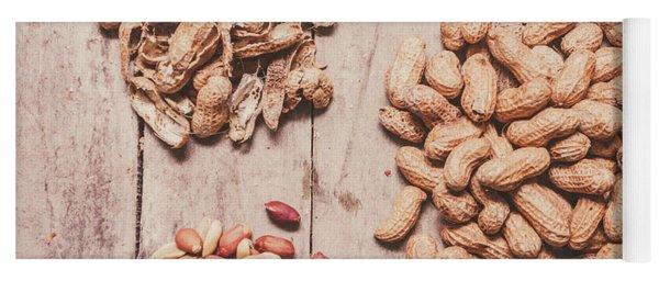 Peanut Shelling Yoga Mat