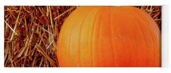 Perfect Pumpkin Yoga Mat