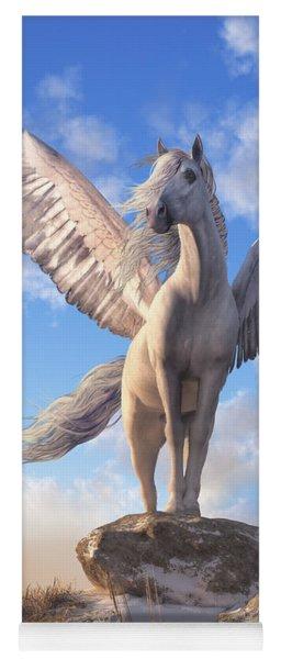 Pegasus The Winged Horse Yoga Mat