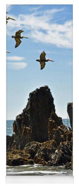 Pelican Inspiration Yoga Mat