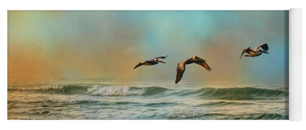 Pelican Trio Yoga Mat