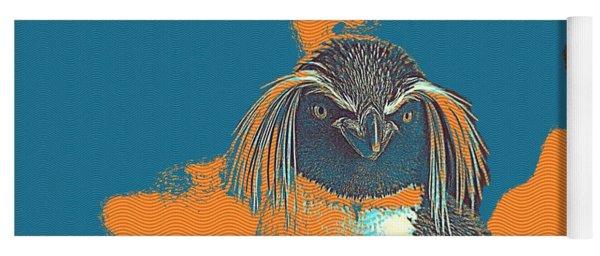 Penguin Rockhopper Yoga Mat