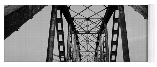 Pennsylvania Steel Co. Railroad Bridge Yoga Mat