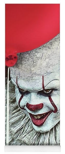 Pennywise Yoga Mat