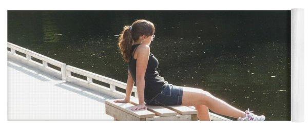 Pensive Yoga Mat