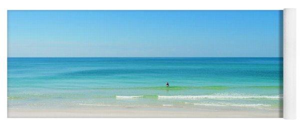 Perfect Beach Day Yoga Mat