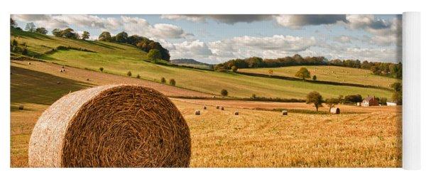 Perfect Harvest Landscape Yoga Mat
