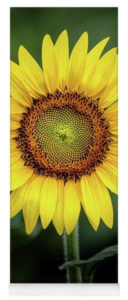 Perfect Sunflower Yoga Mat