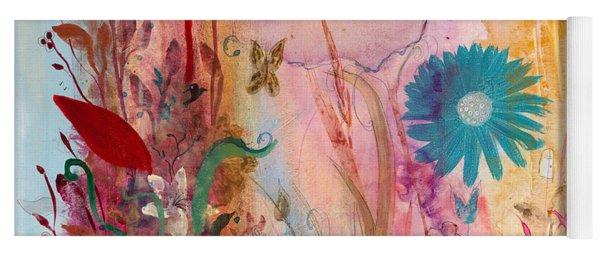 Persephone's Splendor Yoga Mat