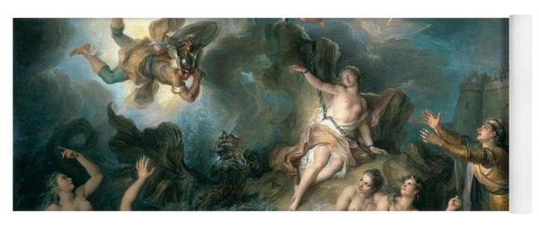 Perseus Rescuing Andromeda Yoga Mat