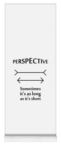 Perspective Yoga Mat