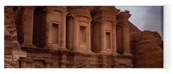 Petra's Monastery Yoga Mat