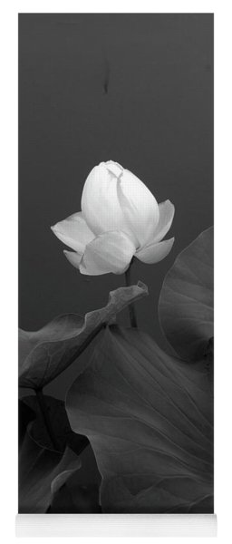 Phantom Floral Yoga Mat