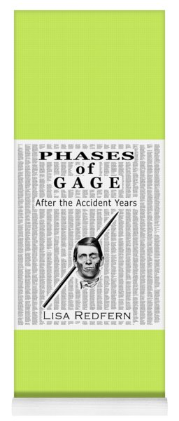 Phases Of Gage Book Poster  Yoga Mat