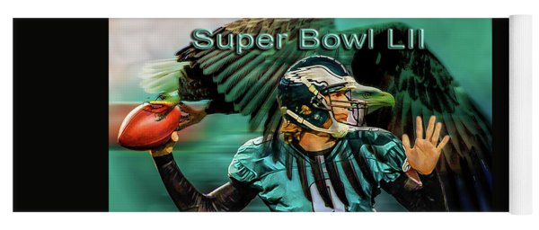 Philadelphia Eagles - Super Bowl Champs Yoga Mat