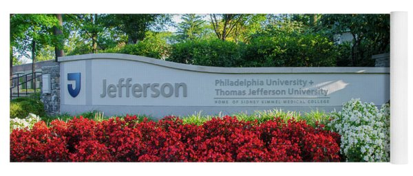 Philadelphia - Jefferson University - East Falls Yoga Mat