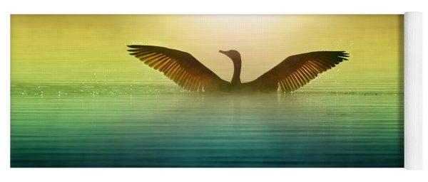 Phoenix Rising Yoga Mat