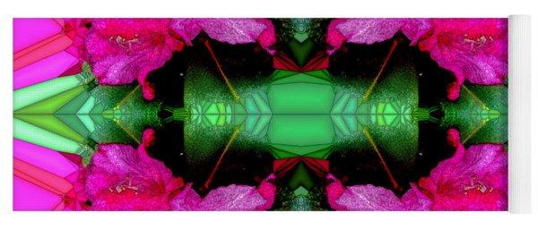 Pianola Memories Yoga Mat