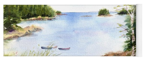 Pickering Cove Yoga Mat
