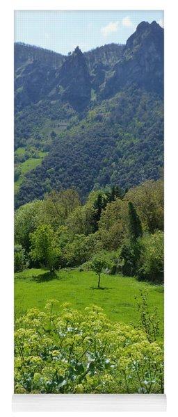 Picos De Europa - Springtime Yoga Mat