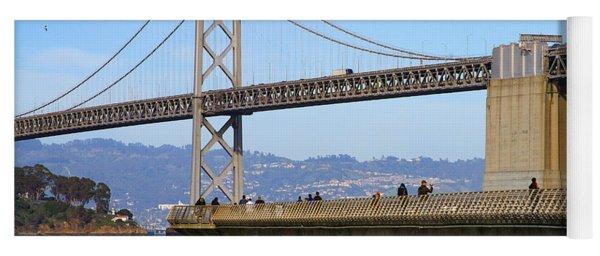 Pier 14 San Francisco Yoga Mat