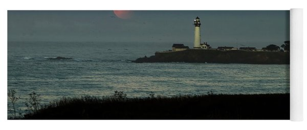 Pigeon Point Supermoonset Yoga Mat
