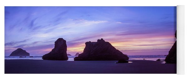 Pillars Of Bandon Yoga Mat