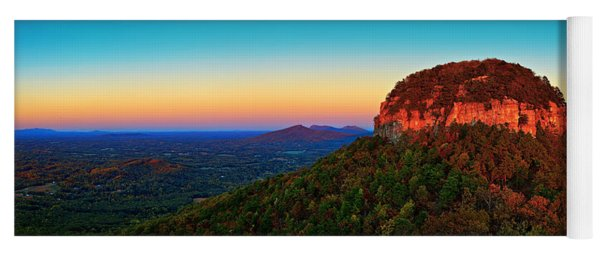 Pilot Mountain  Yoga Mat