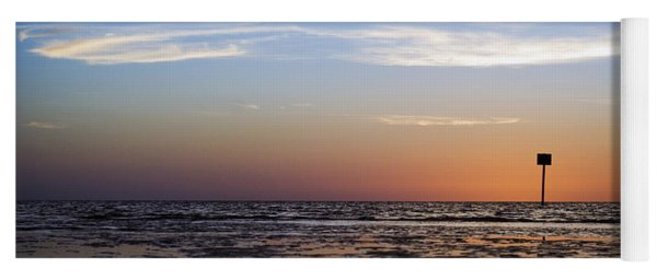 Pine Island Sunset Yoga Mat