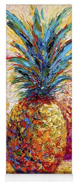 Pineapple Expression Yoga Mat