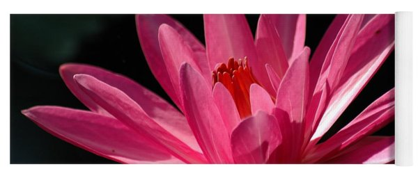 Pink Beauty Yoga Mat