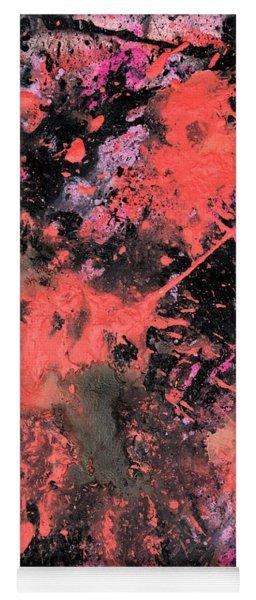 Pink Explosion Yoga Mat