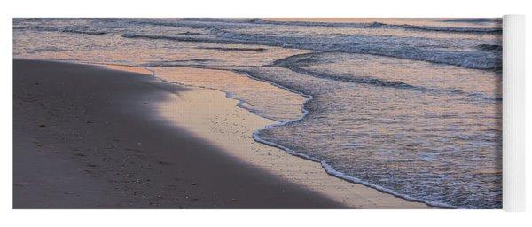 Pink Glow Seaside New Jersey 2017 Yoga Mat