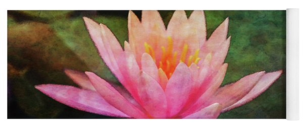 Pink Lotus 4134 Idp_2 Yoga Mat