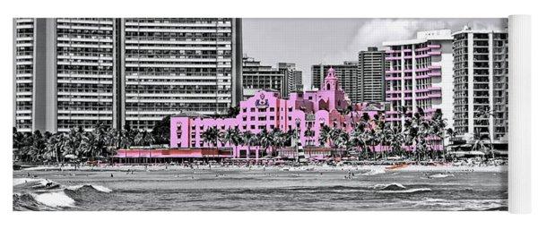 Pink Palace Yoga Mat