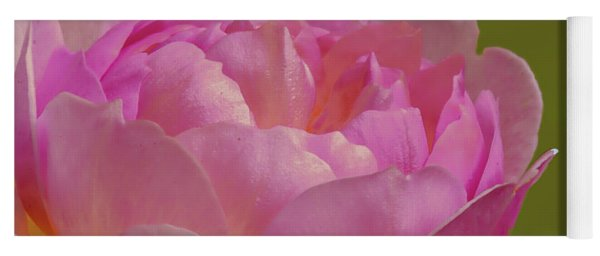 Pink Rose #d3 Yoga Mat