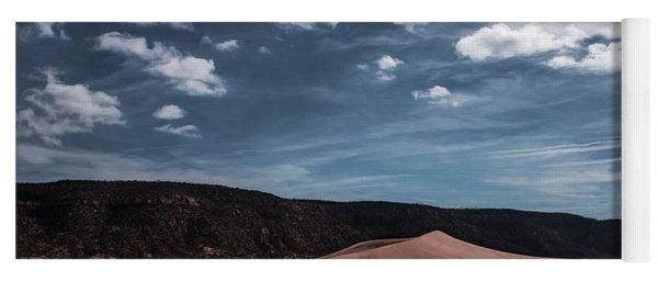 Pink Sand Dunes Np Yoga Mat