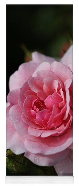 Pink Shades Of Rose Yoga Mat